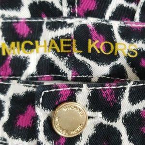 MICHAEL Kors Cheetah Skinny Jeans 2